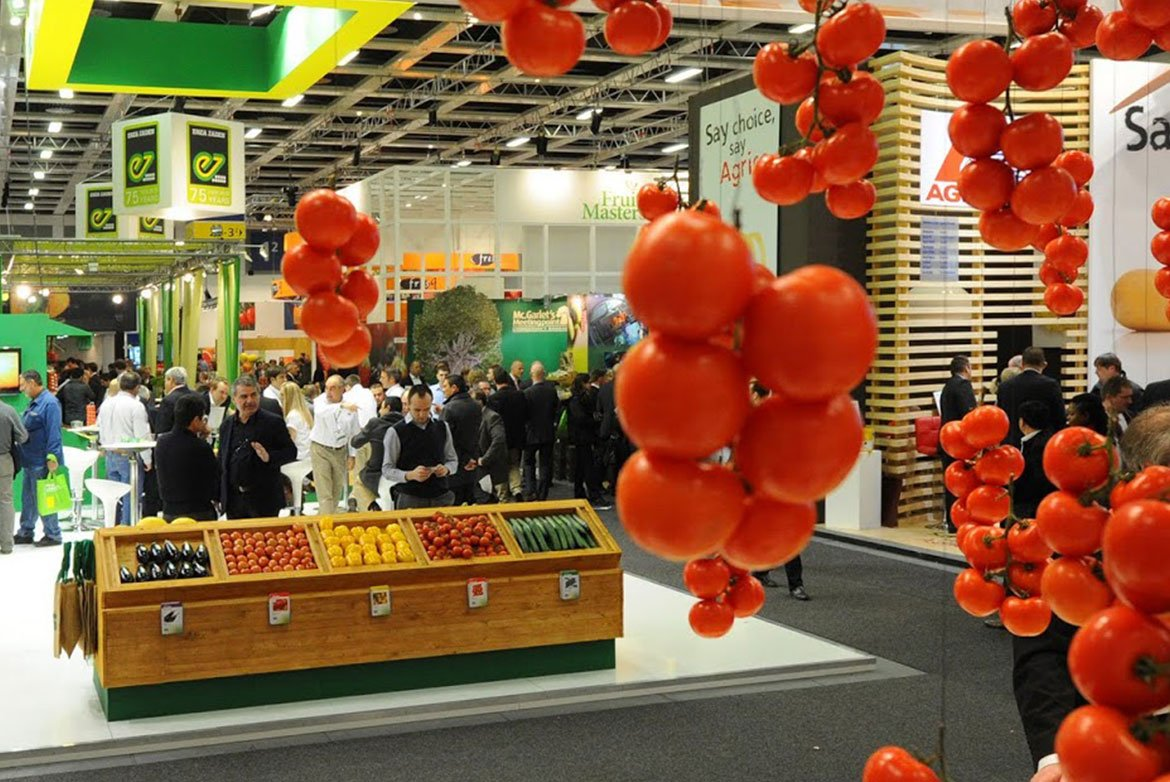 Partida Fruit Logistica Berlín