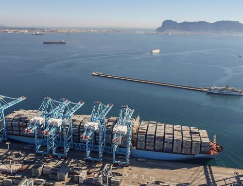 Algeciras remains among Europe's largest ports