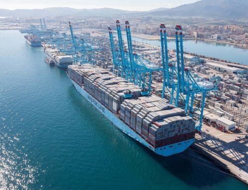 «El Puerto de Algeciras movió 106,8 toneladas de mercancías en 2018»