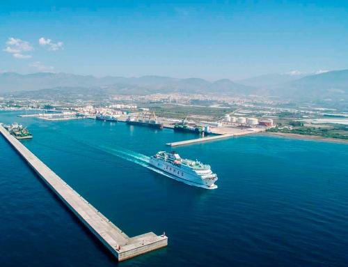 Puerto de Motril & Partida
