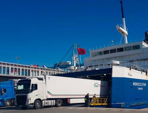 El transporte Ro-Ro en Algeciras y Motril