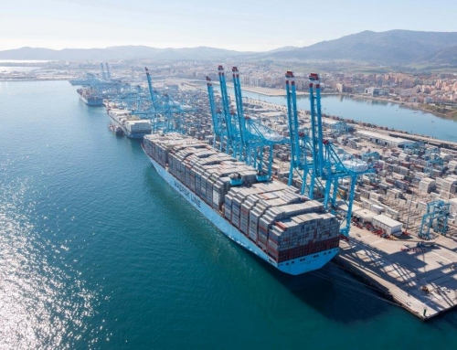 The Bahía de Algeciras Port remains in the TOP 20 of worldwide CONNECTIVITY