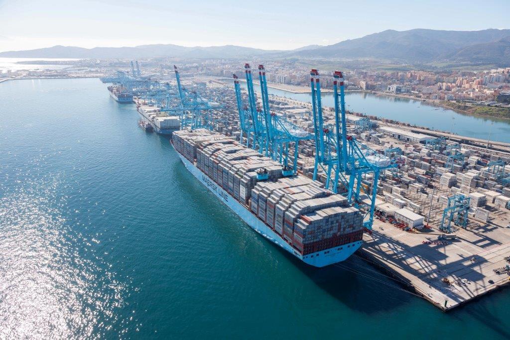puerto bahia de algeciras